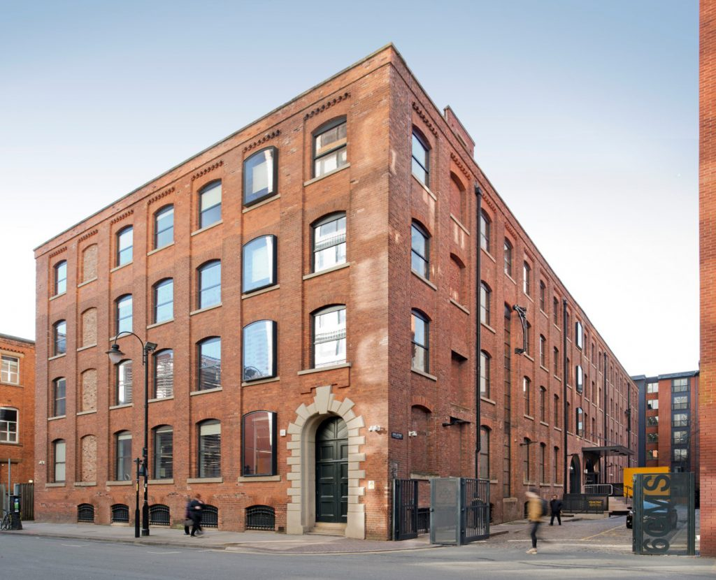 6 Great Marlborough Street (Manchester Metropolitan University)