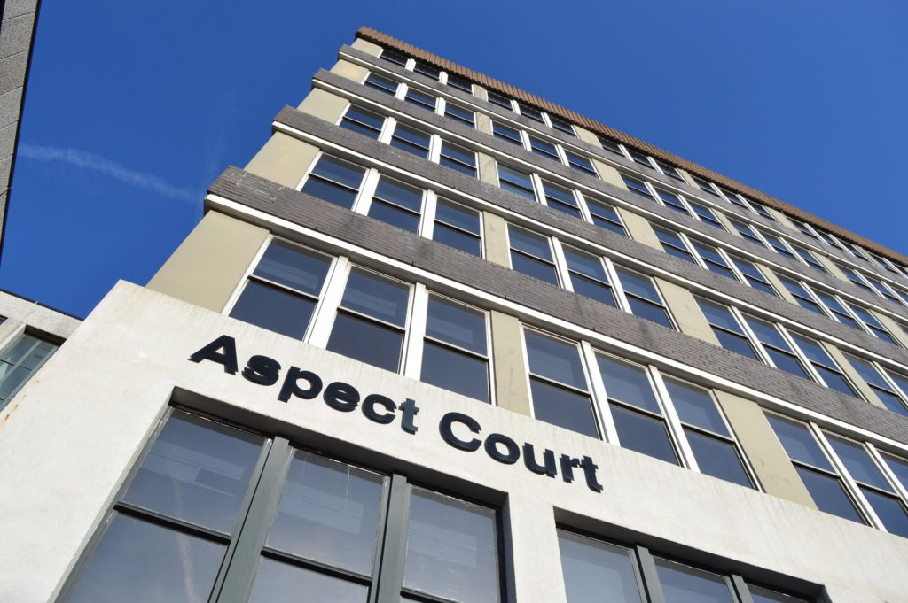 Aspect Court, Sheffield Hallam University