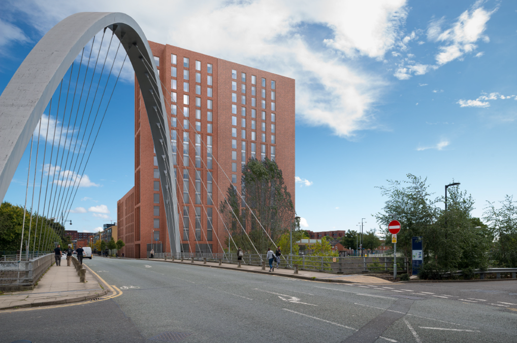 Birley Fields Student Accommodation