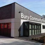 Bury Rescue and Fire Training Facility