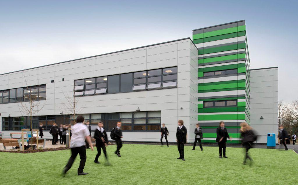 Connah's Quay High School, Flintshire