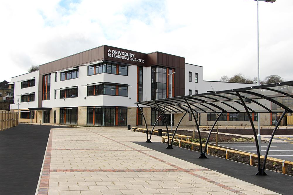 Dewsbury Learning Village, Kirklees College
