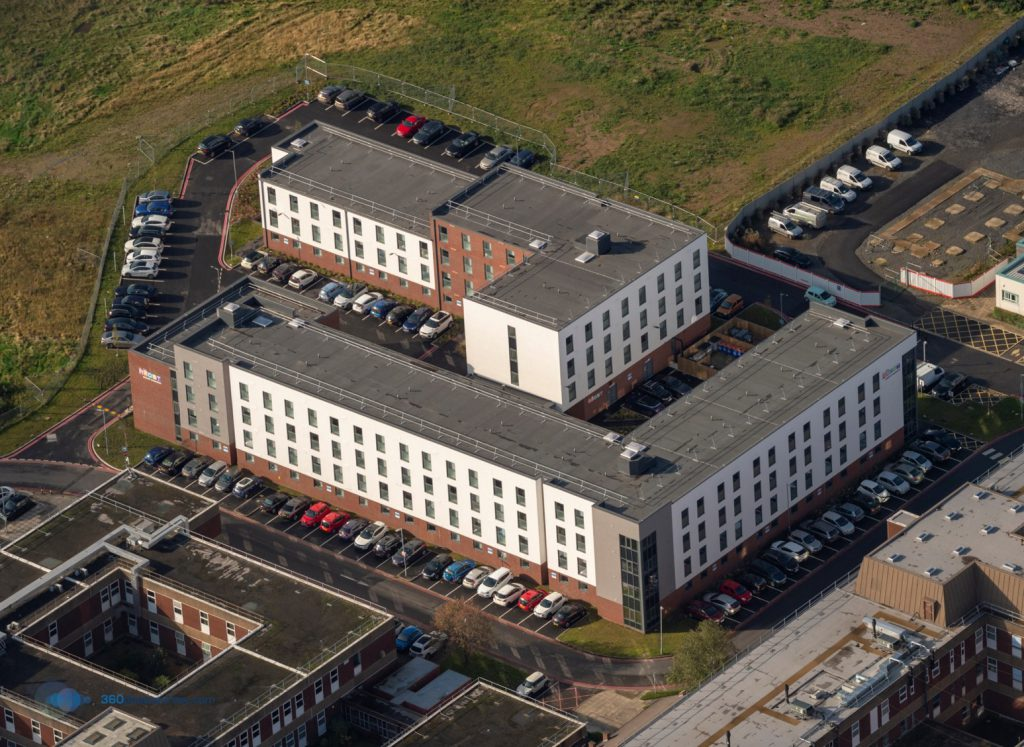 DPOW Hospital, Key Worker Accommodation, Grimsby