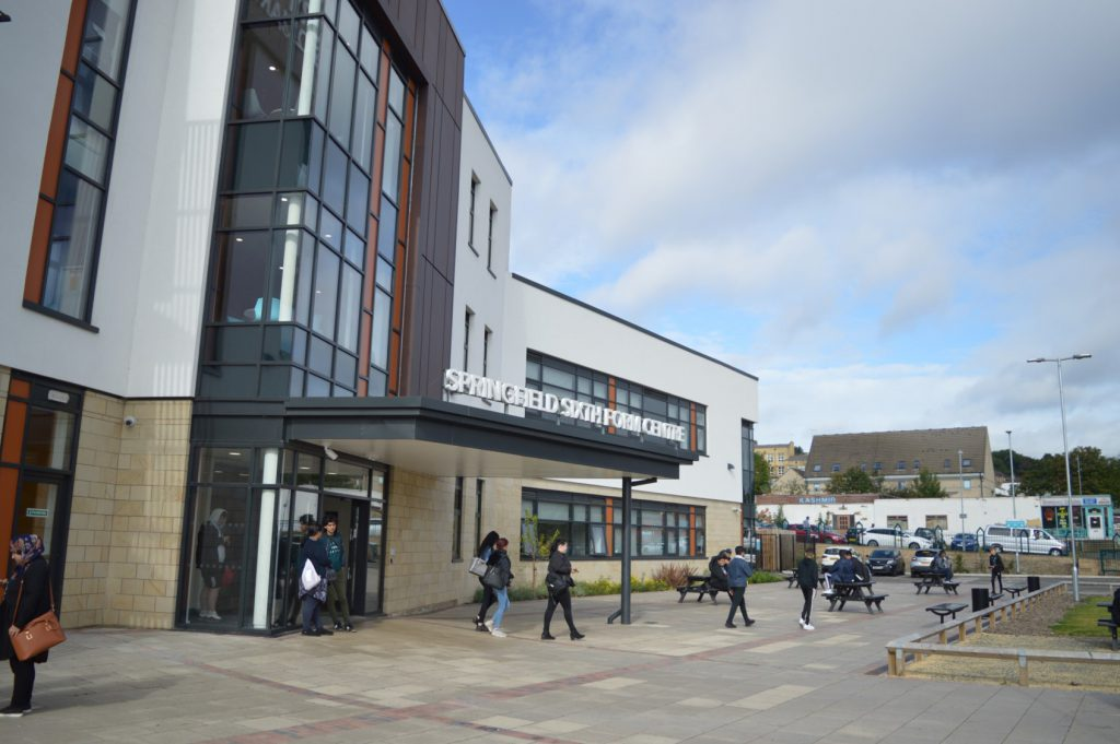 Dewsbury Learning Village, Kirklees College