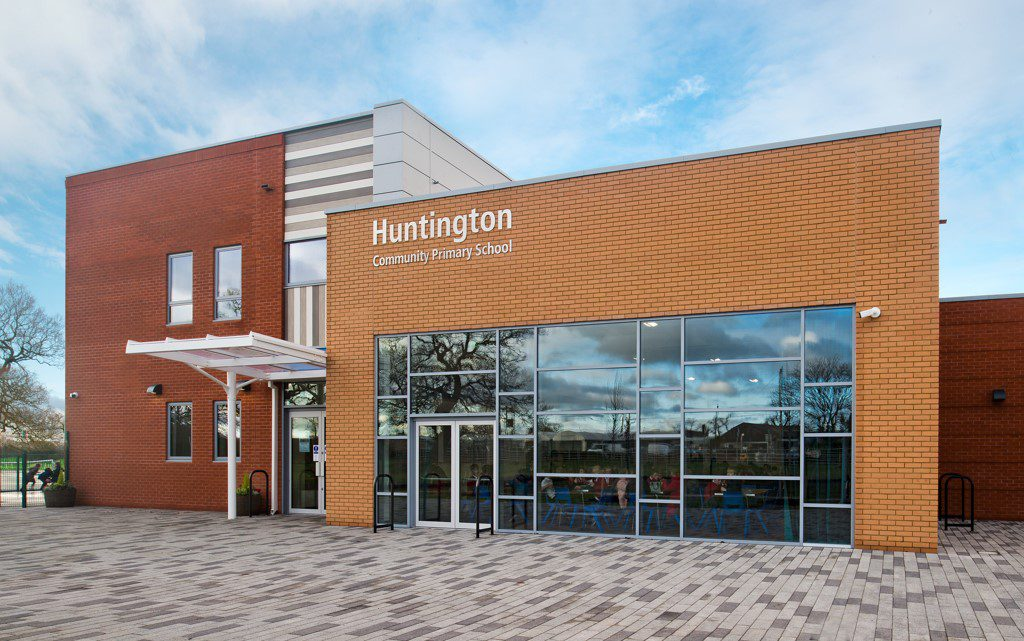 Huntington Primary School, Chester