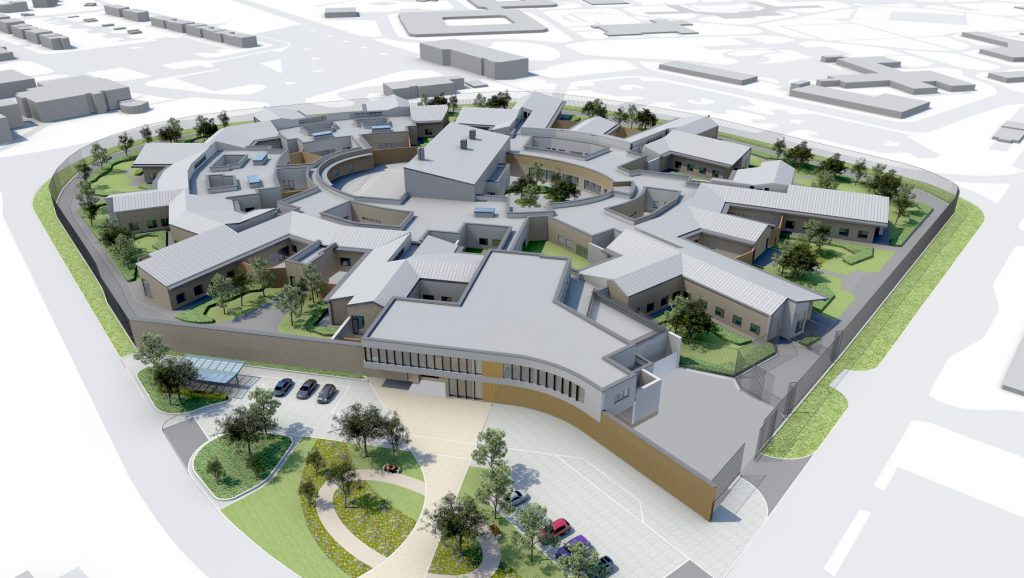 Mersey Care New Medium Secure Mental Health Unit