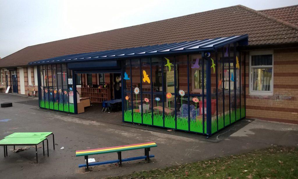 Monksdown Primary School