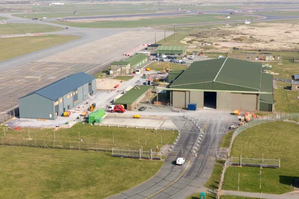 RAF Valley – Fixed Wing and Rotary Wing, Anglesey