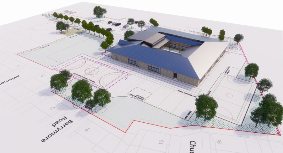 St Cuthberts RC Primary School, Liverpool