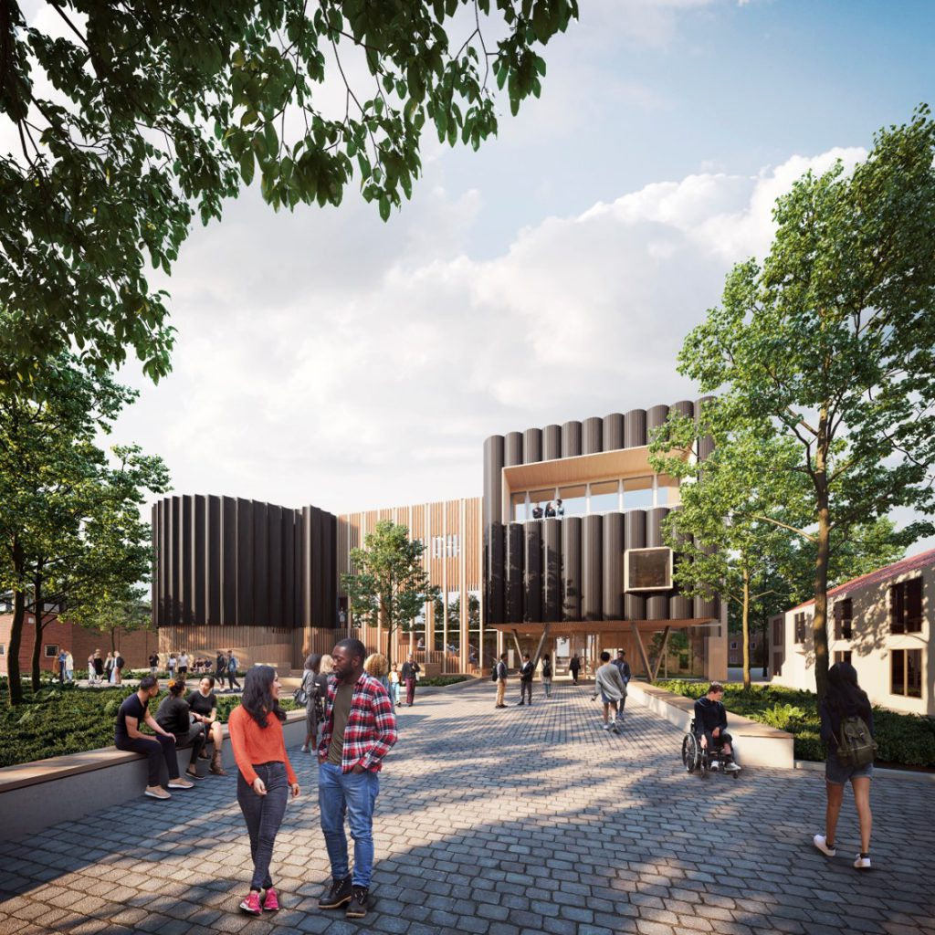 York St John University Creative Centre